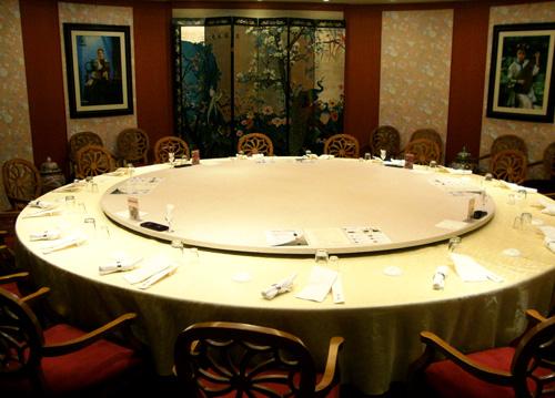 京都全日空ホテルの中国料理 「 花梨 」
