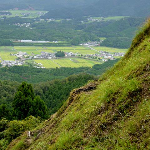 姫髪山 登山