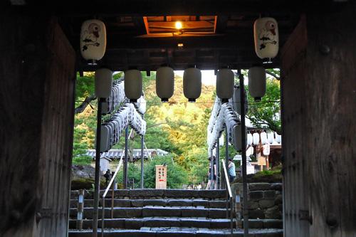 高台寺の燈明会
