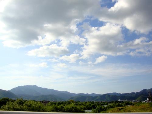 松尾橋の景色