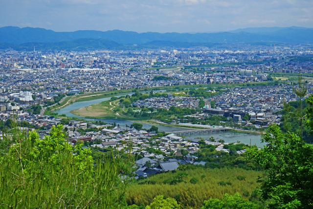 小倉山の写真