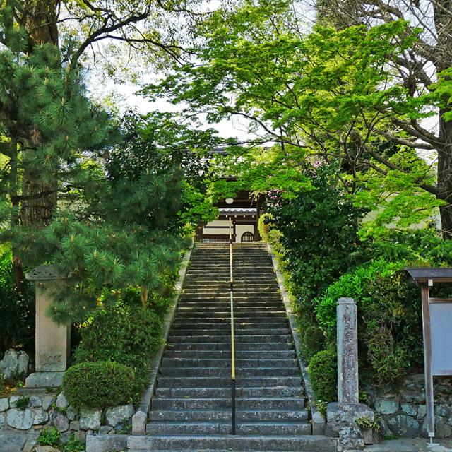 招善寺の写真