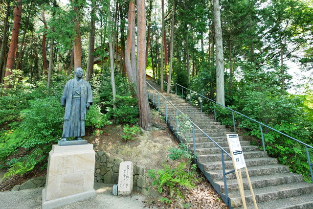 京都造形芸術大学の階段
